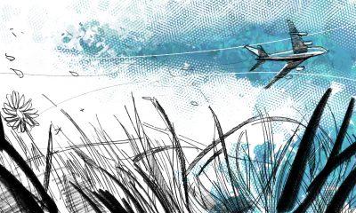 aviazione eco-sostenibile