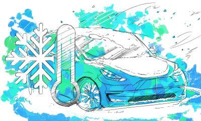 auto elettriche e freddo