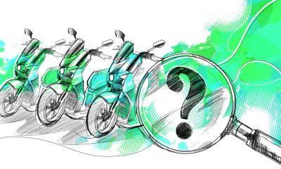 Patente moto scooter elettrico