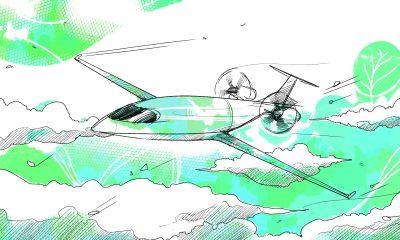 aerei elettrici dhl