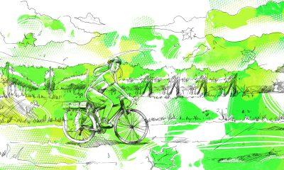 itinerari in bici ottobre